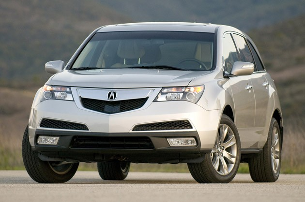 review 2010 acura mdx. Black Bedroom Furniture Sets. Home Design Ideas