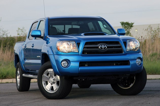 2010 Toyota Tacoma 4x2 PreRunner – Click above for high-res image