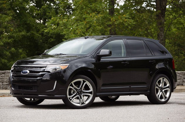 2011 Ford Edge - Click above for high-res image gallery