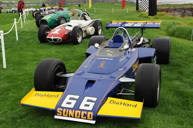 Indianapolis 500 100th Anniversary at Pebble Beach