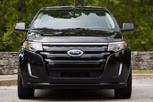 First Drive  Ford Edge