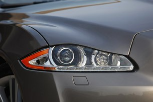 2011 Jaguar XJL headlight