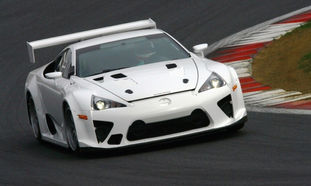 Lexus LFA race edition