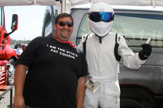 Frank and The Stig