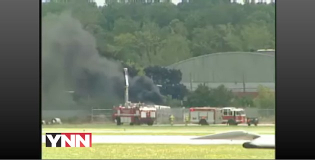 YNN News coverage of NY hydrogen station explosion