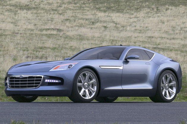 Chrysler Firepower concept could inspire the 2012 Dodge Viper – Click above
