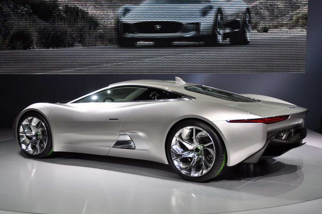 Jaguar C News And Information Autoblog