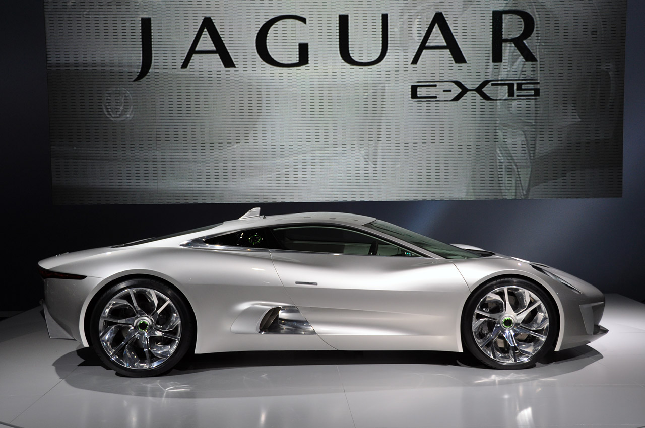 VWVortex.com   Jaguar Officially Seriously Evaluating 80,000 RPM  Gas Turbine C X75 Supercar For Production