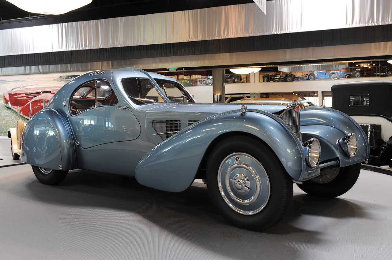 Bugatti atlantic - photo#19