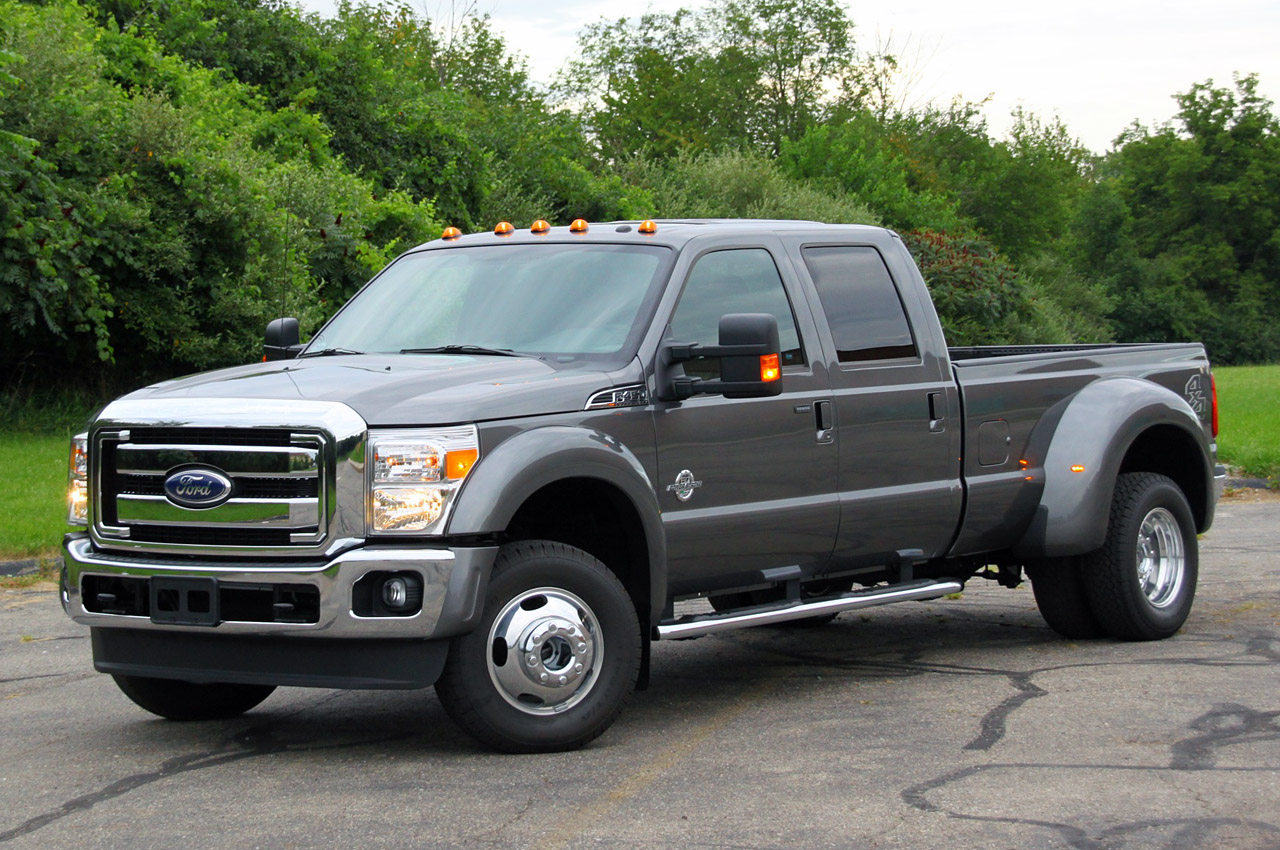 review 2011 ford f 450 lariat photo gallery autoblog. Black Bedroom Furniture Sets. Home Design Ideas