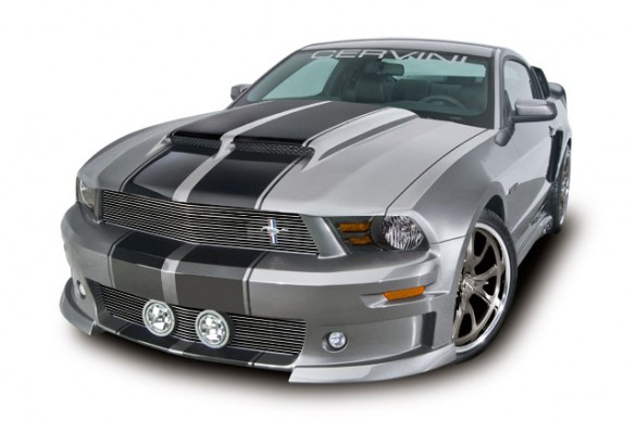 2010 Ford Mustang with Cervini Eleanor body kit
