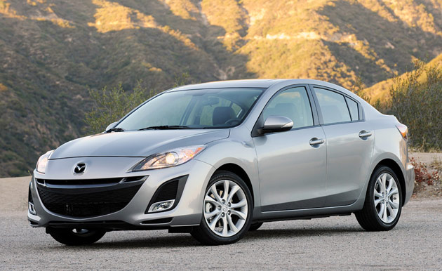 prototype mazda3 with 2 0l sky g engine gets 30 40 mpg. Black Bedroom Furniture Sets. Home Design Ideas