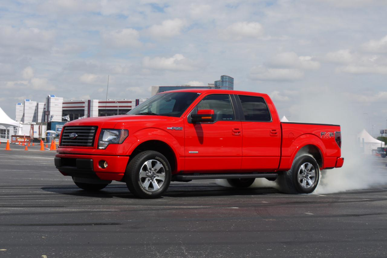 ford f 150 ecoboost hits 100 000 sales autoblog. Black Bedroom Furniture Sets. Home Design Ideas