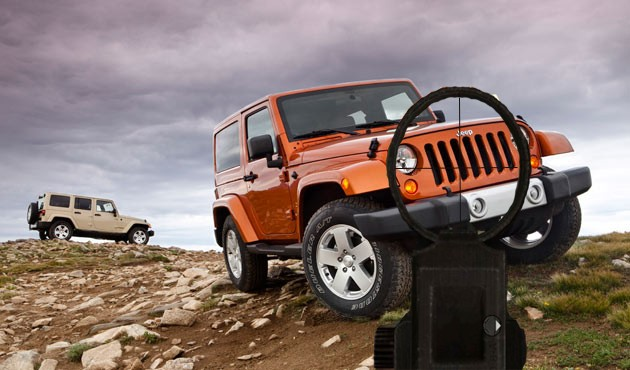 Jeep Wrangler to receive Call of Duty special edition