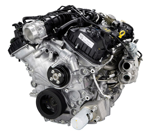 2011 Ford F-150 engine options