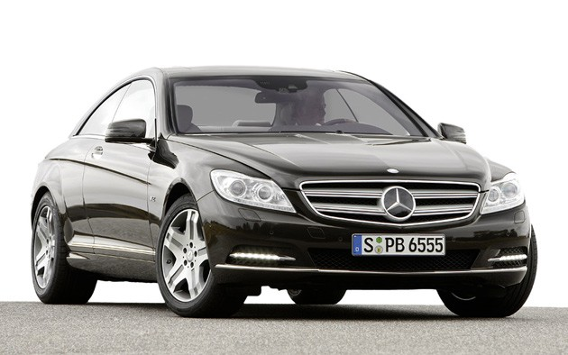 Mercedes-Benz CL Class