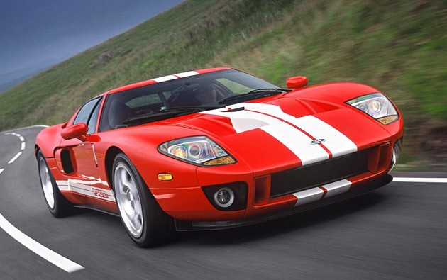 Rumor Ford Gt Supercar S Successor Will Be Green Machine