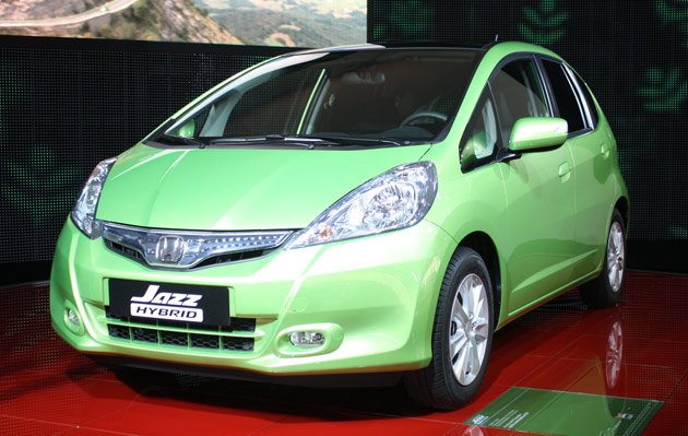 2011 Honda Fit (Jazz) Hybrid