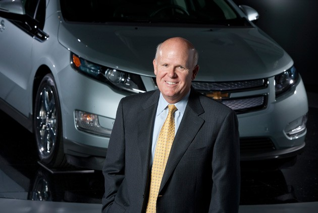 GM CEO Dan Akerson – AFP/Getty