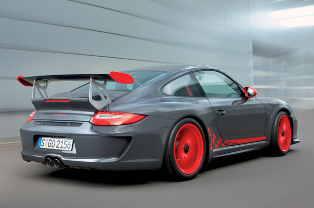 Porsche 911 Gt3 Rs 4 0l Coming In April
