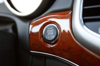 2011 Jeep Grand Cherokee start button
