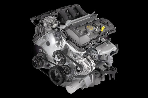 2011 Ford F-150 3.7L V6 Engine