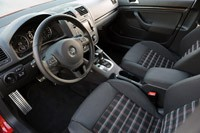 2010 Volkswagen Jetta TDI Street Cup Edition interior