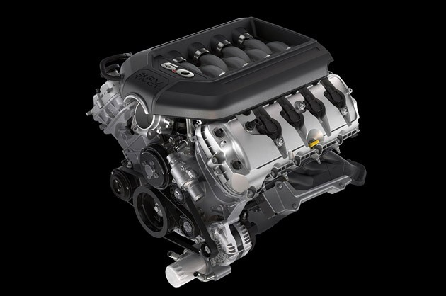 2011 Ford F-150 5.0L V8 Engine