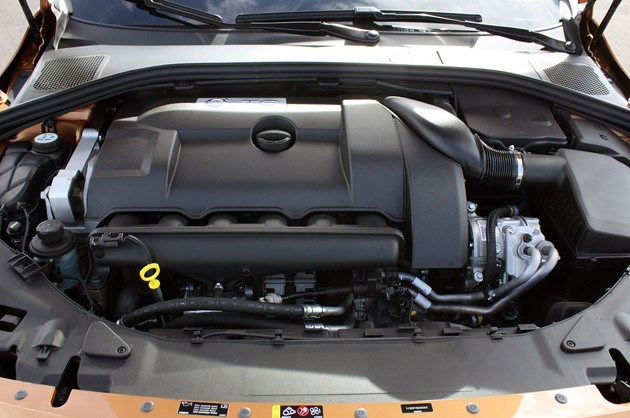 2011 Volvo S60 engine