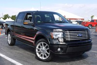 2011 Ford F-150 Harley Davidson Edition