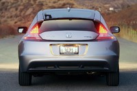 2011 Honda CR-Z rear view