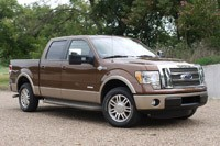 2011 Ford F-150 King Ranch Edition