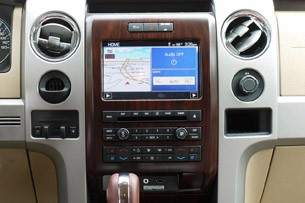 Ford F 150 Stereo Installation http://autos.aol.com/cars-Ford-F_150-2011/expert-review/