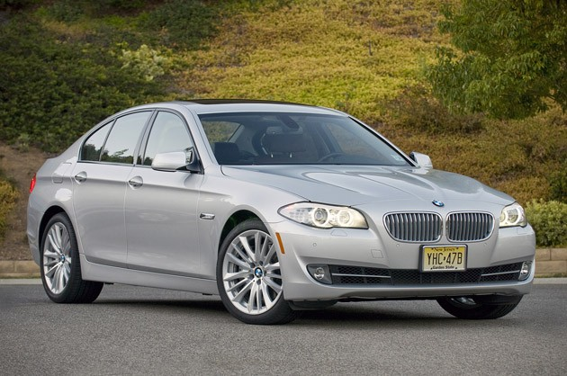 2011 BMW 550i