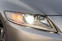 2011 Honda CR-Z headlight