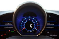 2011 Honda CR-Z gauges
