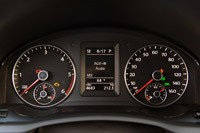 2010 Volkswagen Jetta TDI Street Cup Edition gauges