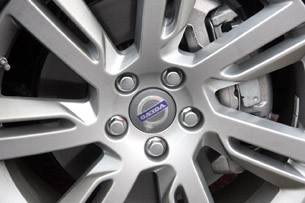 2011 Volvo S60 wheel