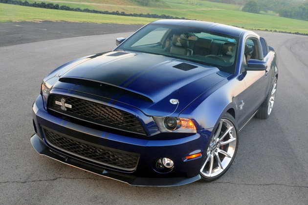2011 Shelby GT500 Super Snake - Click above for high-res image gallery