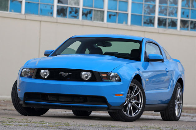 2011 Ford Mustang GT Click above for highres image gallery