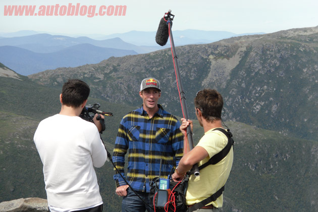 Travis Pastrana at Mt. Washington