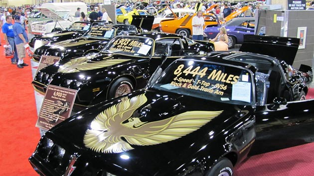 Pontiac Trans Am at Barrett-Jackson Las Vegas