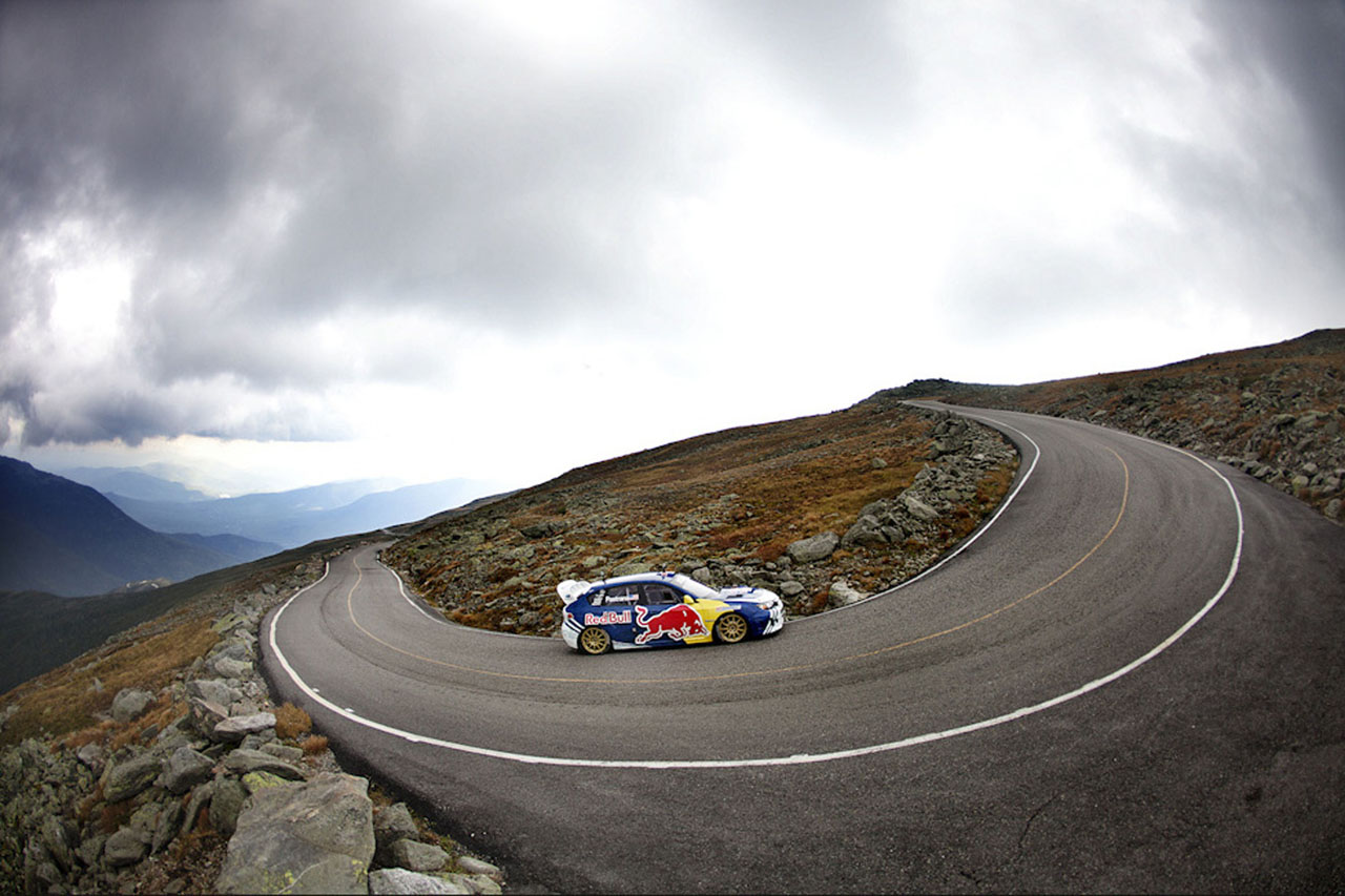 Travis Pastrana Breaks Mt Washington Auto Road Record