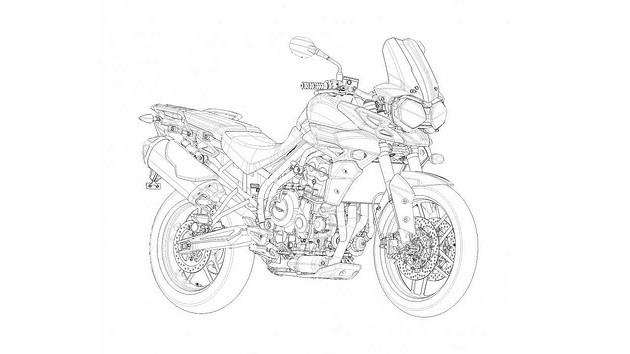 new triumph 800 information leaked