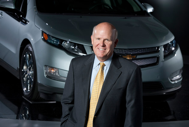 Dan Akerson, General Motors CEO