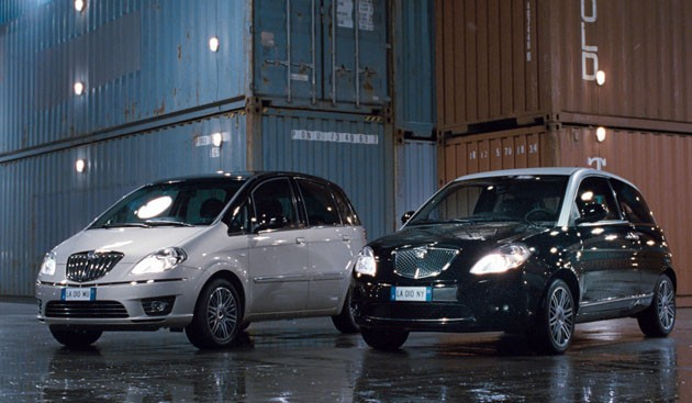 Lancia confuses us with diva collection ypsilon and musa - Lancia musa diva ...