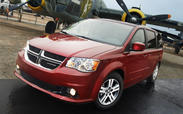 2011 Dodge Caravan