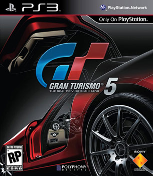 Gran Turismo 5 cover