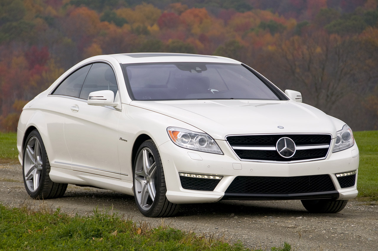 2011 Mercedes Benz Cl63 Amg First Drive Photo Gallery Autoblog