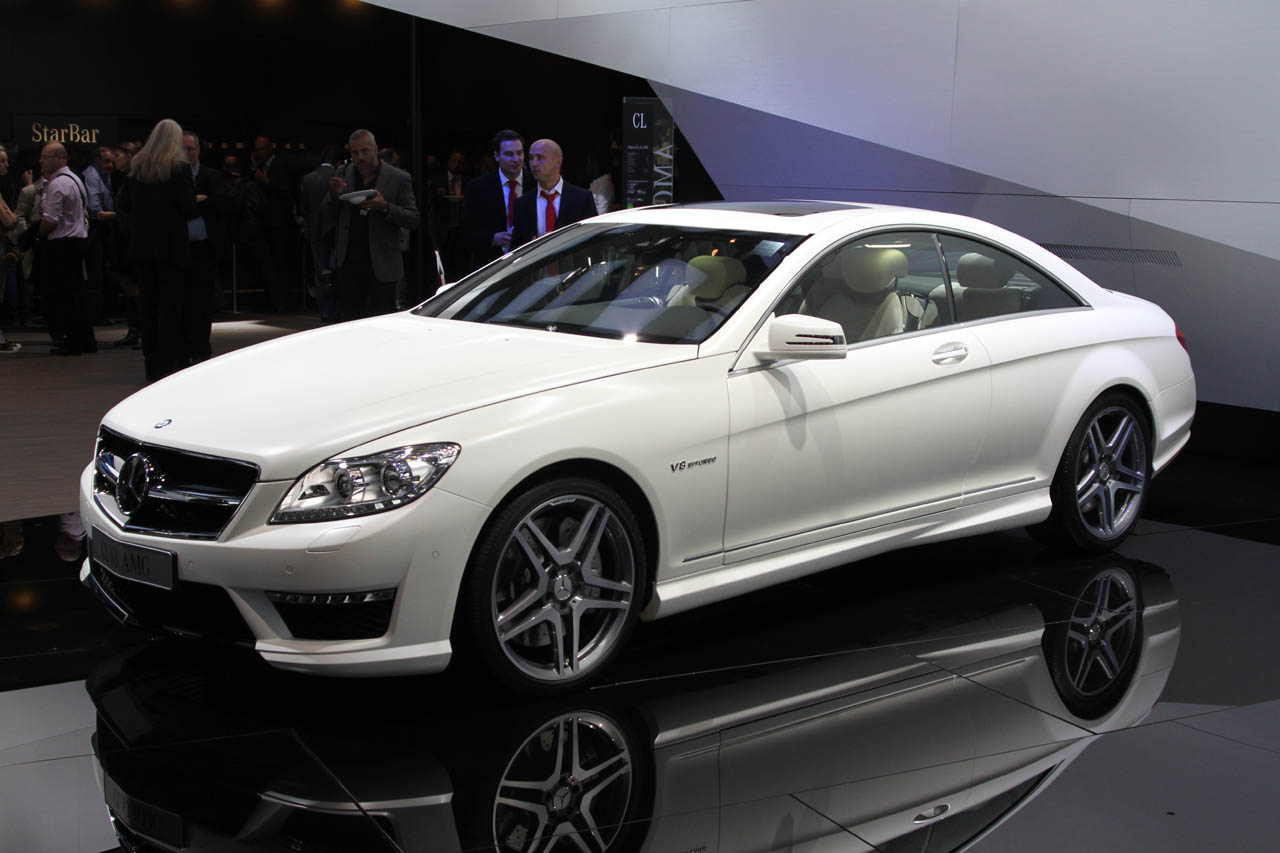Mercedes Benz Releases Pricing For 2011 Cl550 4matic 2011